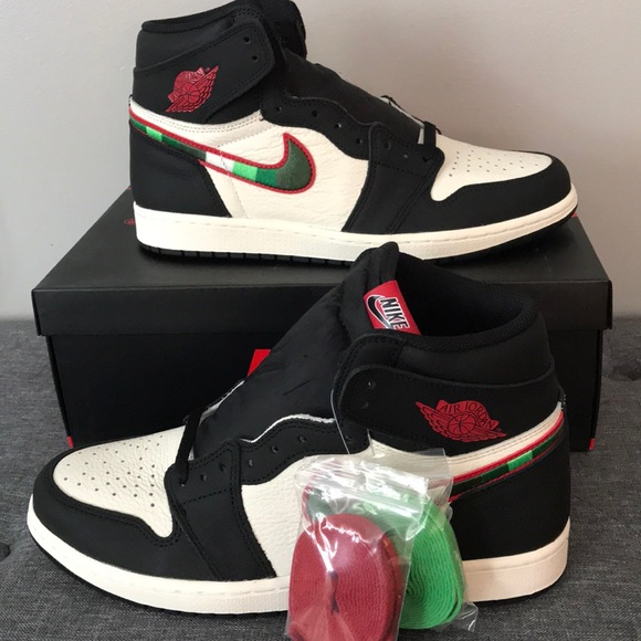 "The Air Jordan 1 retro "" A star is born"" DEADSTOCK. NWT. Nike.  249  160.  Size 5fdfbe914"
